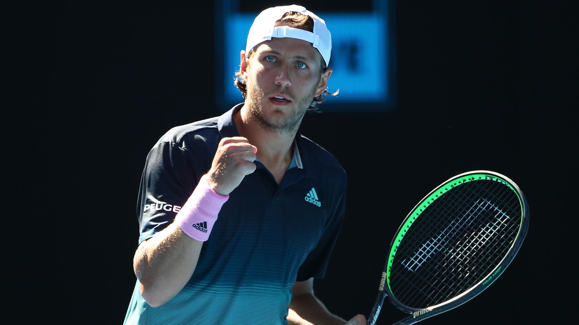 Australian Open 2019: Lucas Pouille upsets Milos Raonic to reach semis