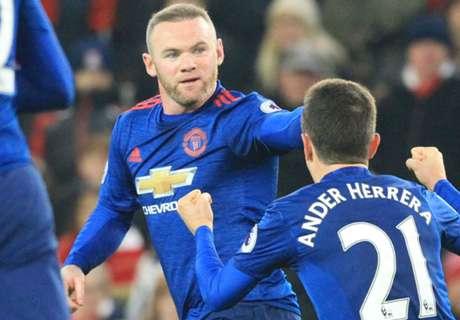 Mourinho: Rooney now a legend