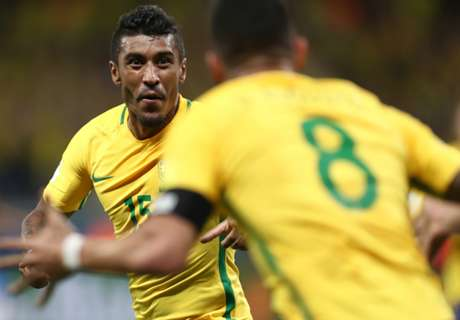 Paulinho stunned by hat-trick