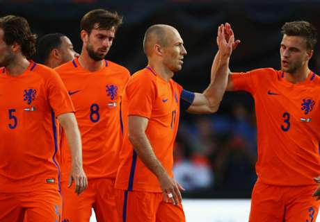 Report: Netherlands 5 Ivory Coast 0