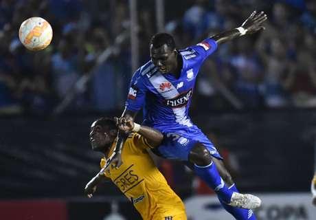 Emelec 1-0 Tigres: Bolanos strike
