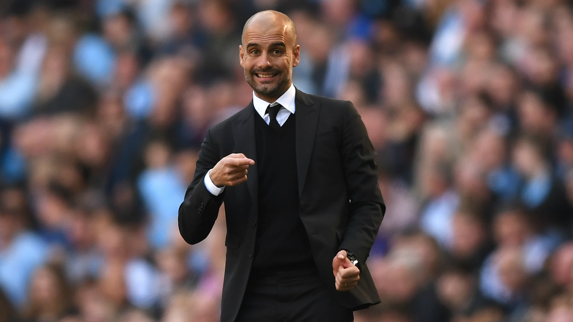 Guardiola misses the pressure of managing in Spain & Germany