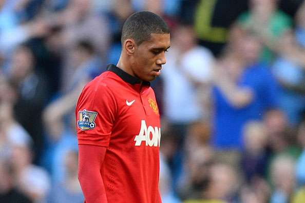 Horror season to spur Manchester United on, says Smalling