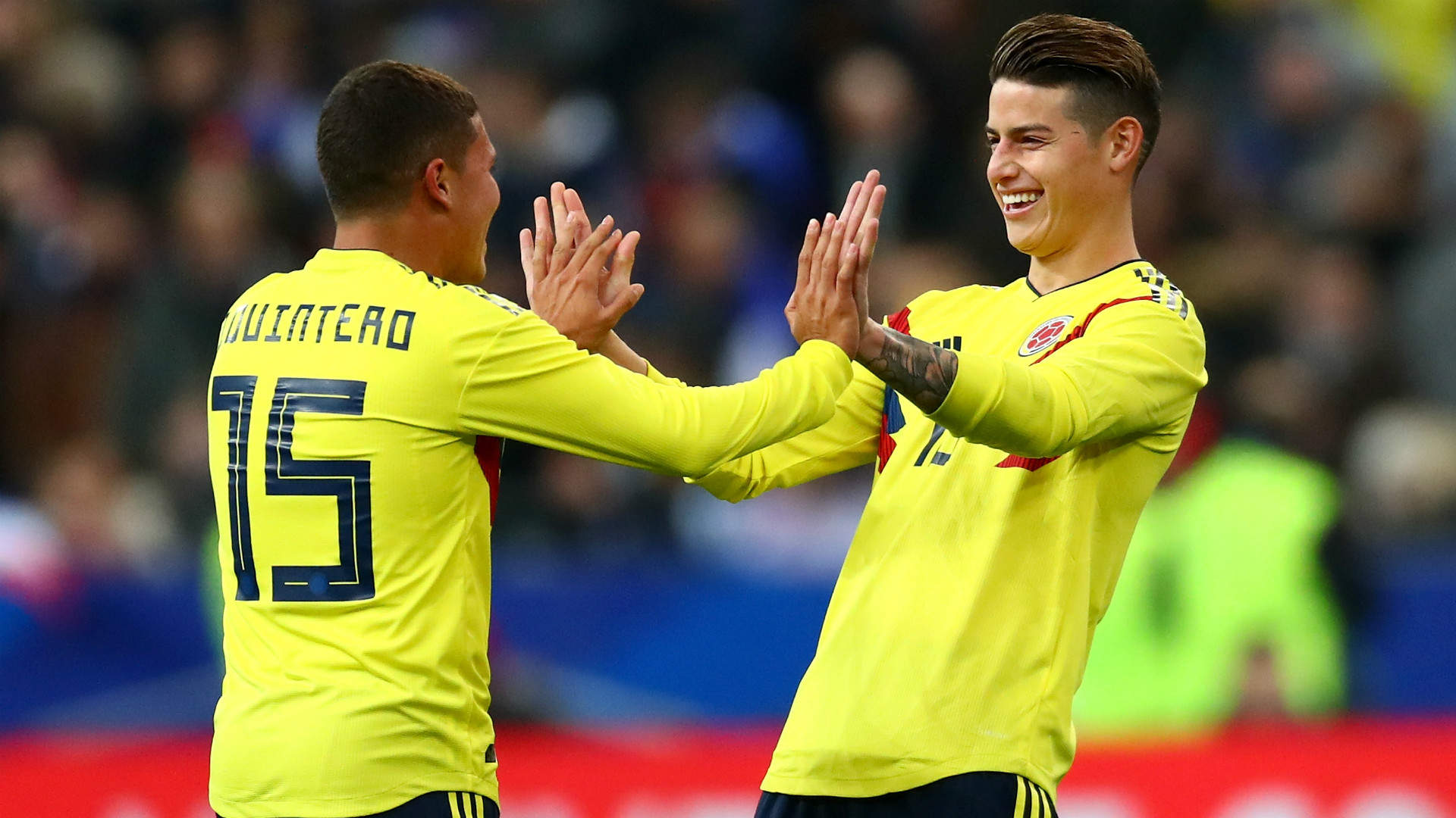 James Rodriguez France Win Means Nothing Yet Soccer Sporting News