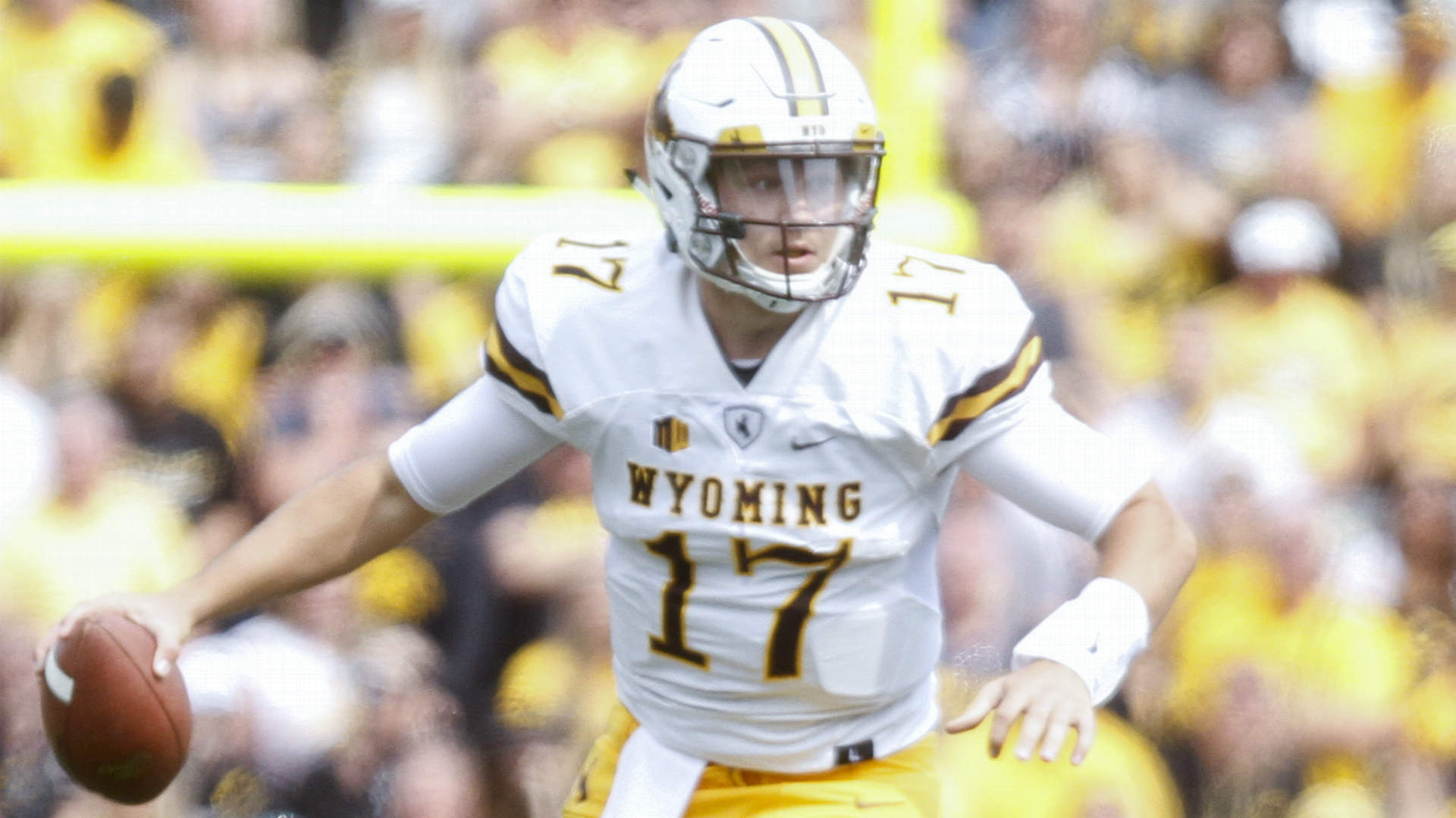 Josh Allen wants to 'be immortalized' as QB who turns around Browns