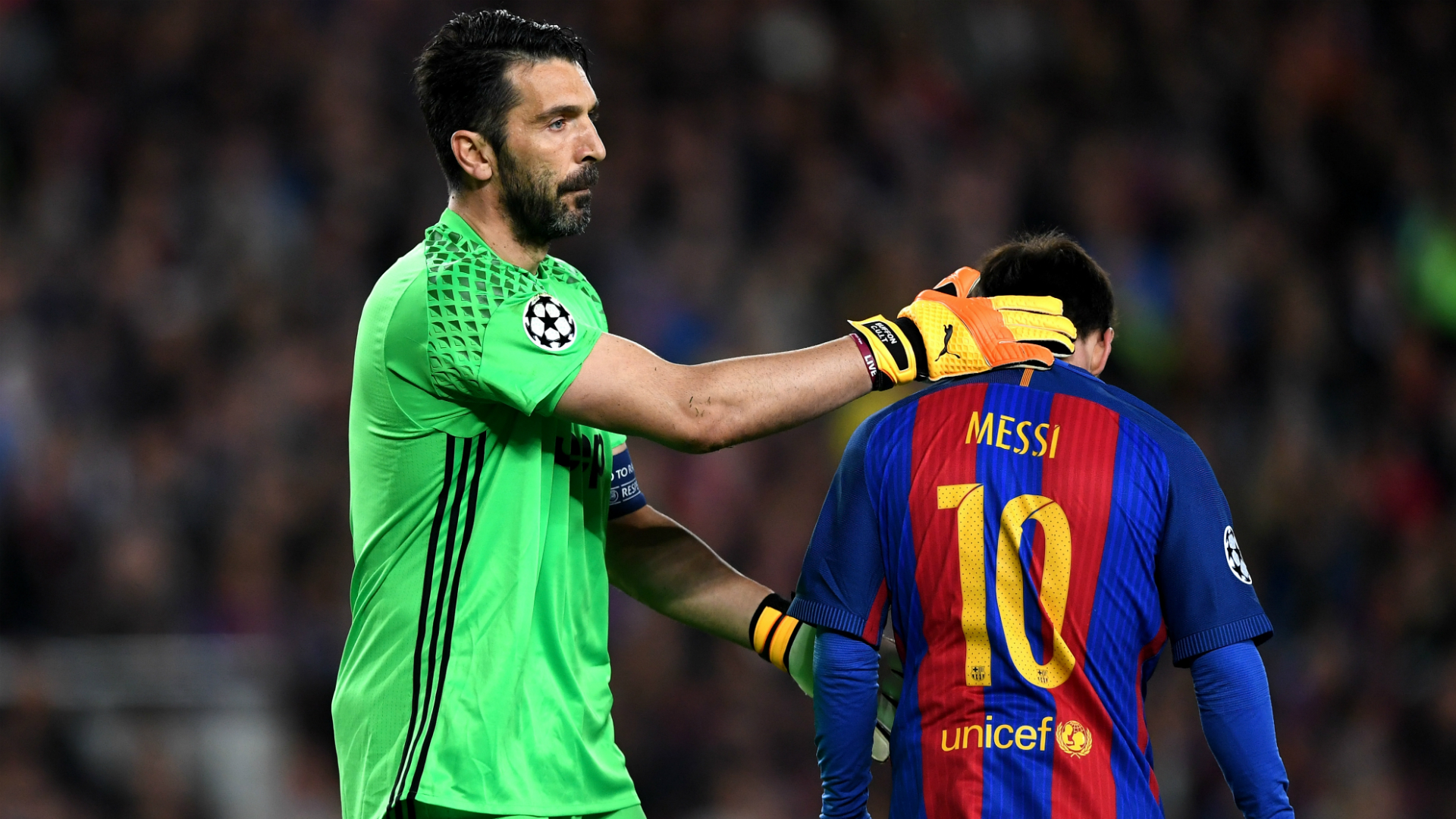 Great Wall of Turin: Buffon surprised by clean sheet against Barcelona