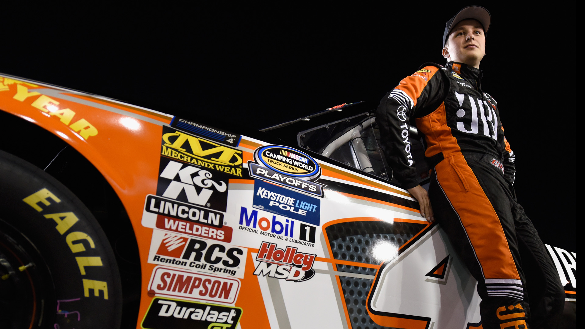 Christopher Bell wins first title — NASCAR truck series