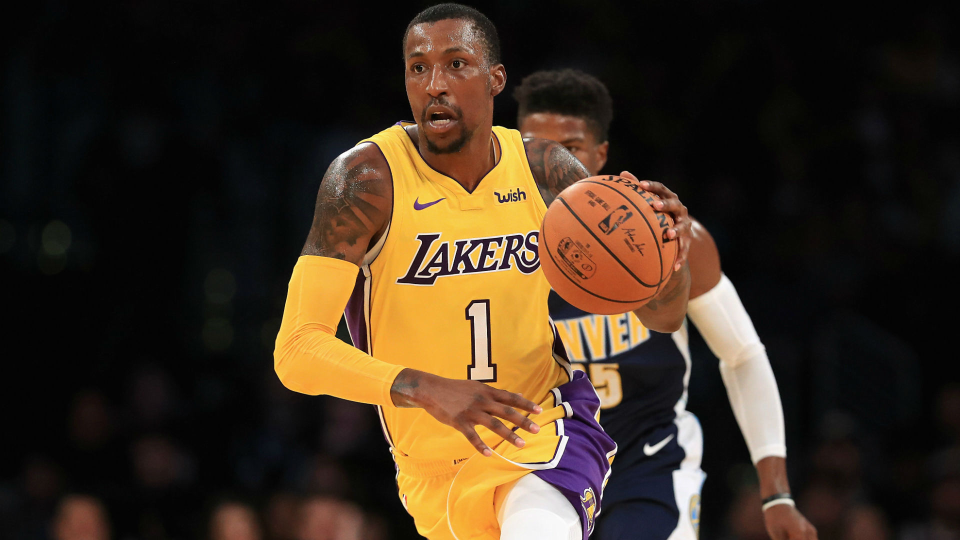Lakers Guard Kentavious Caldwell-Pope Restricted on Travel