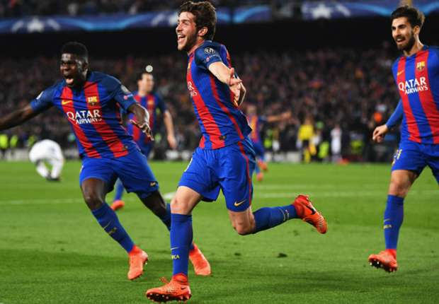 The Champions League's greatest escape – the numbers behind Barca's revival
