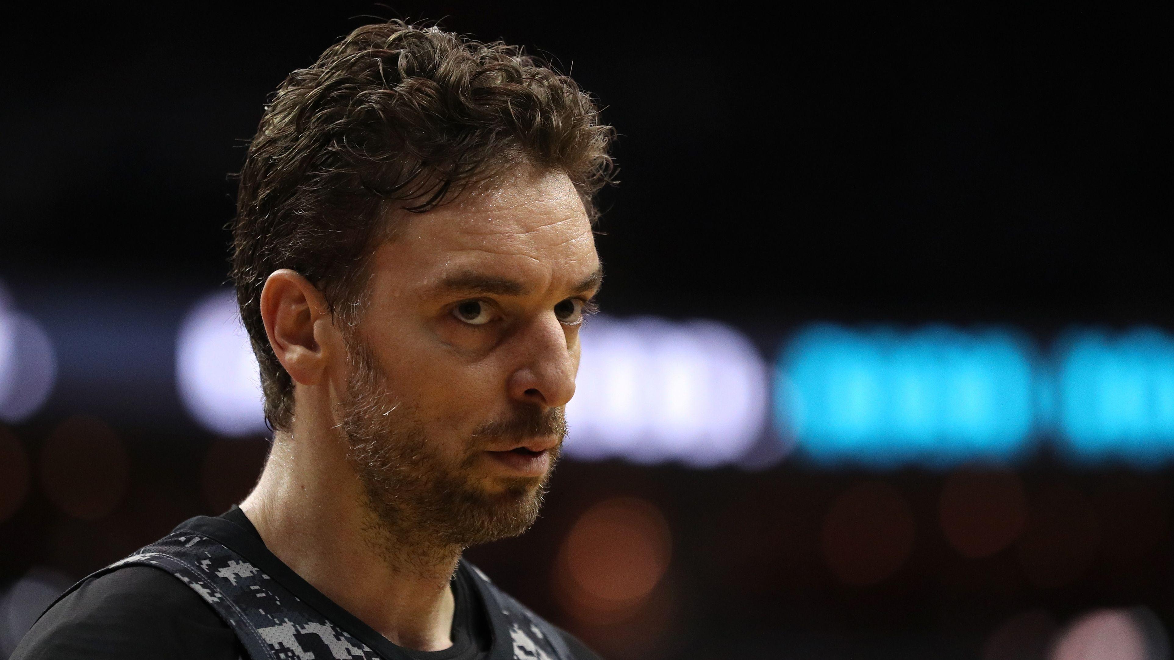 Pau Gasol wants NBA title with Milwaukee Bucks