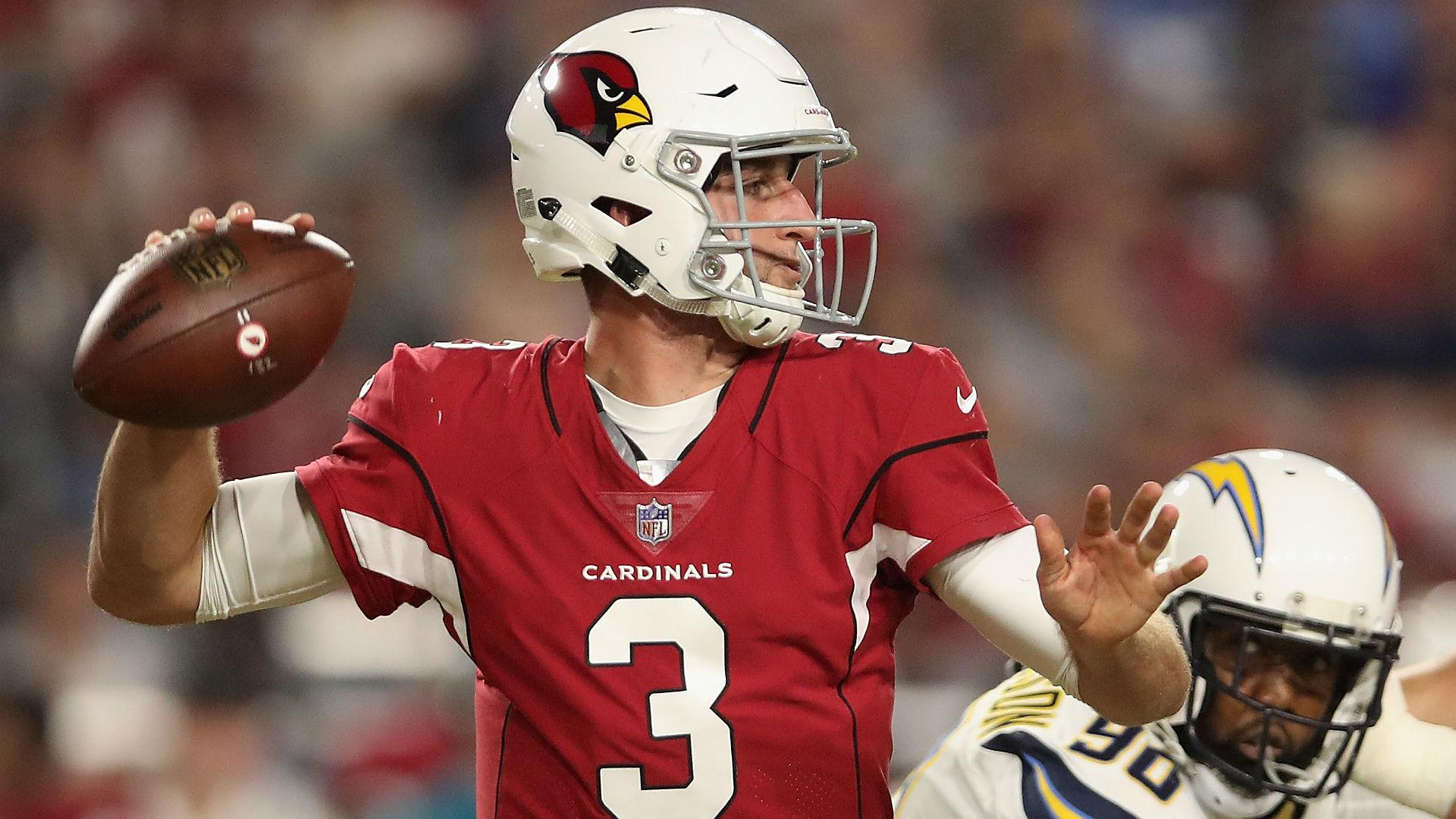 Josh Rosen trade rumors: Redskins aren't looking to acquire Cardinals QB