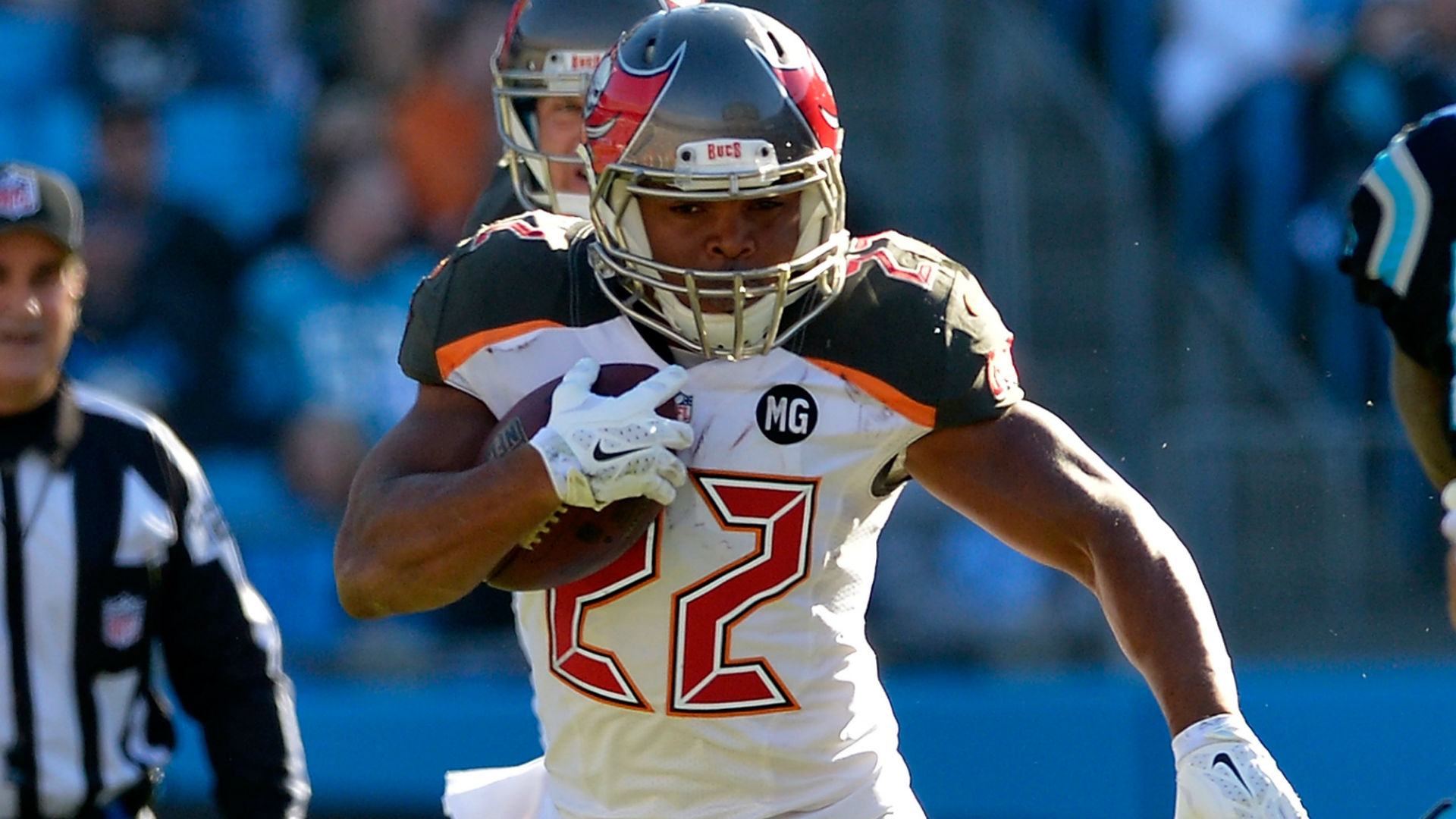 Lovie Smith confirms Doug Martin is Bucs' No. 1 running back