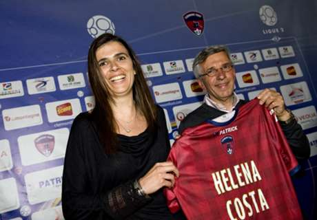 Clermont Foot, Helene Costa rinuncia