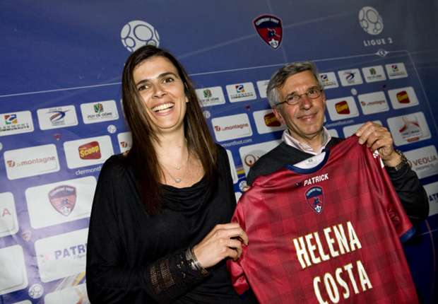 'Look at me as a normal coach' - Helena Costa relishing Clermont role