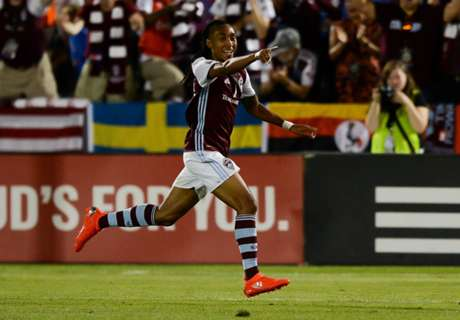 MLS Review: Playoffs for Rapids, Galaxy
