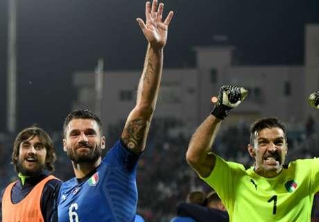Italië wordt bij play-offs voor WK gekoppeld aan Zweden