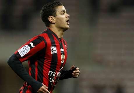 OGC Nice, un club chinois veut Ben Arfa