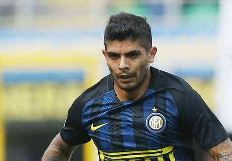 Inter confirm Banega knee injury