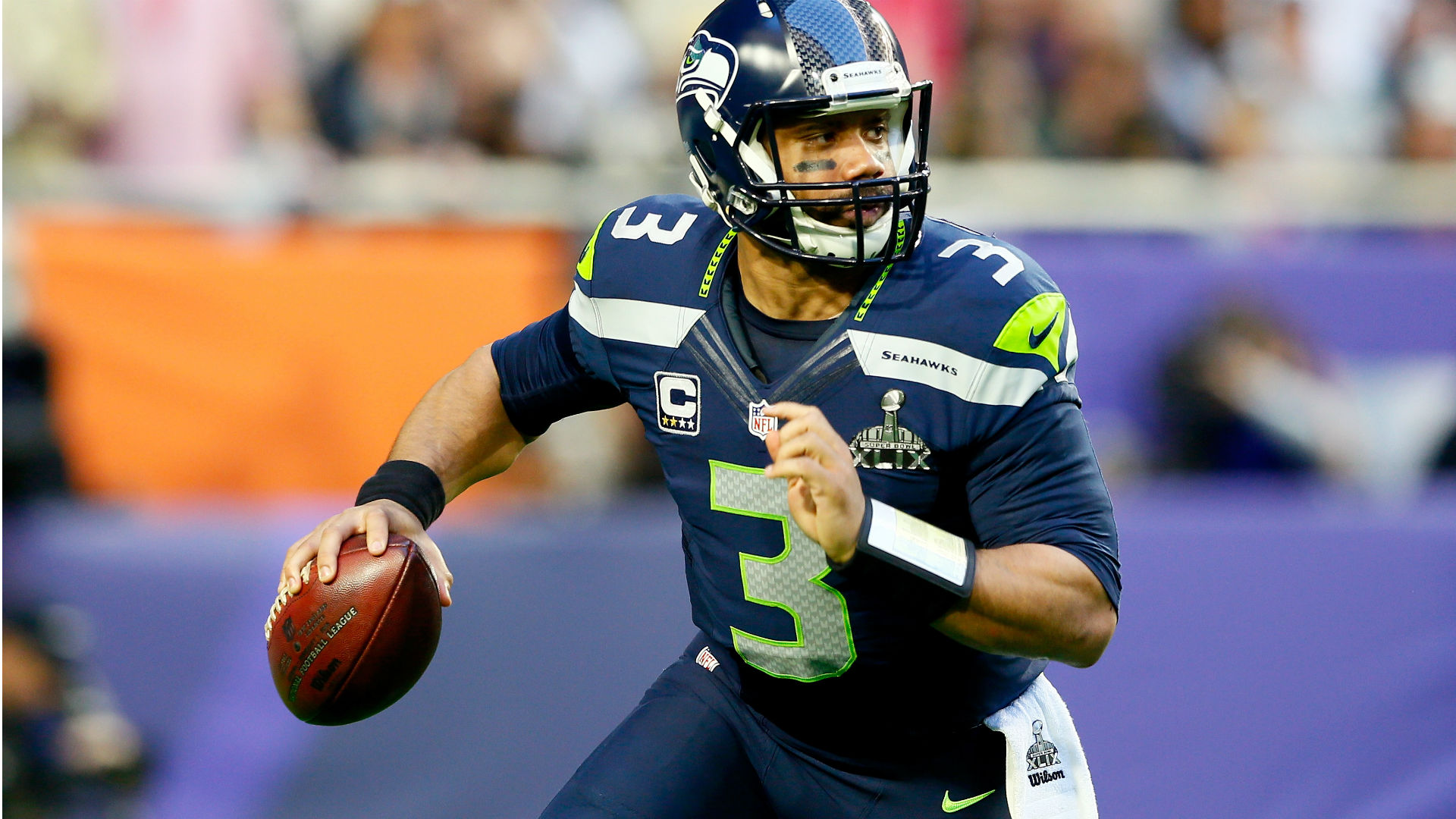 Russell Wilson's agent throws out huge contract number on Twitter
