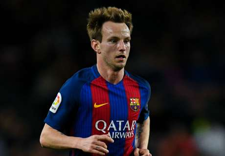 Rakitic happy to cover for Busquets