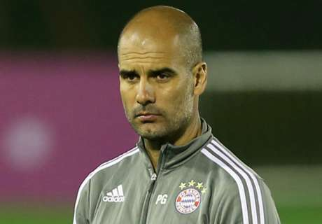 Guardiola concerned by injuries