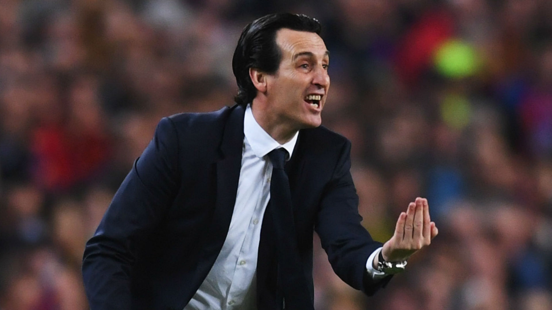 Emery staying put at PSG amid Roma rumours