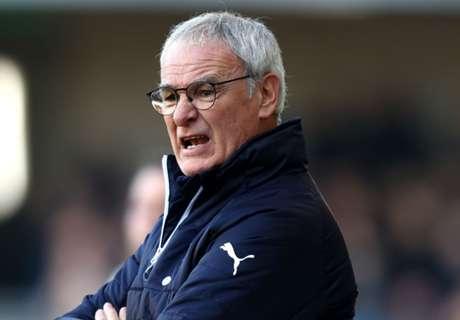 Ranieri: I need Leicester gladiators