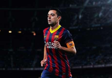 Xavi ontkent vertrek naar Al Sadd