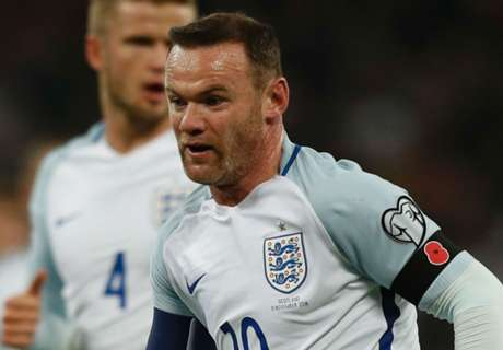 Southgate: Rooney still an option