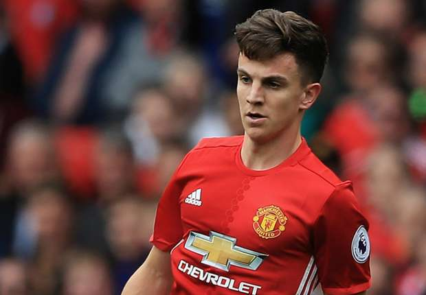 Josh Harrop, Man Utd