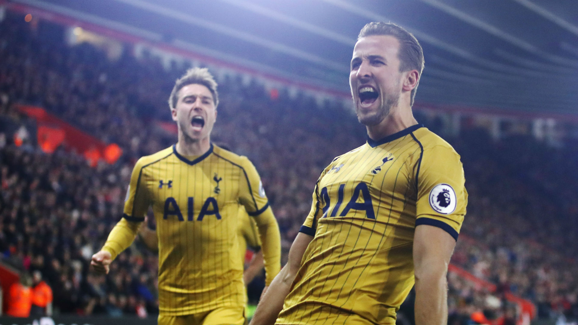 Alli Brace Inspires Spurs To Big Win Over Saints