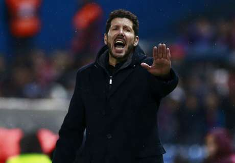 Simeone: Espanyol 'almost perfect'