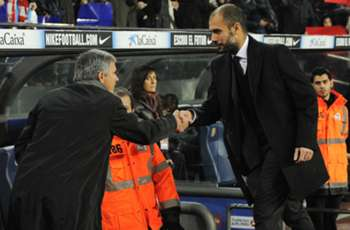 The story behind the infamous Mourinho-Guardiola relationship
