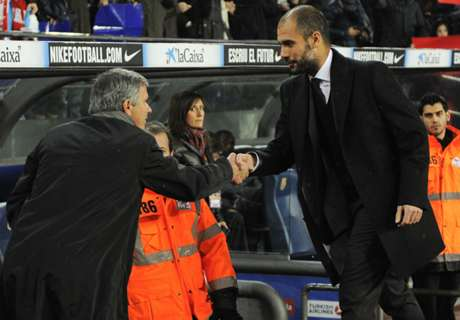 The story behind the Mou-Pep feud