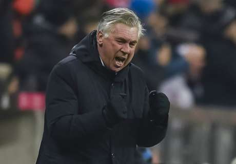 Ancelotti: I could stay 20 years