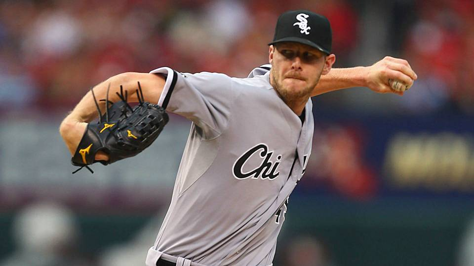 Chris Sale Makes Strikeout History In 100th Career Start