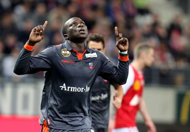 Porto sign Lorient striker Aboubakar