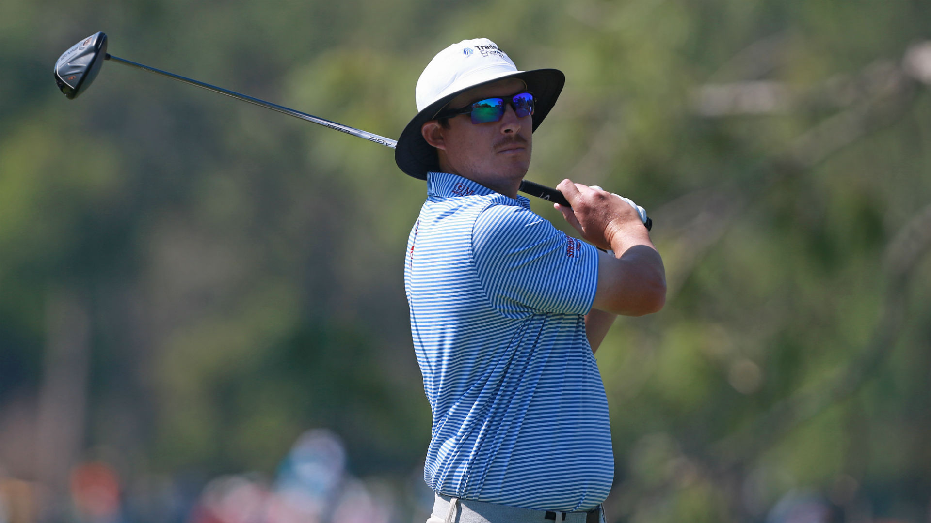Valspar Championship: Jason Kokrak makes hole-in-one, temporarily ties lead