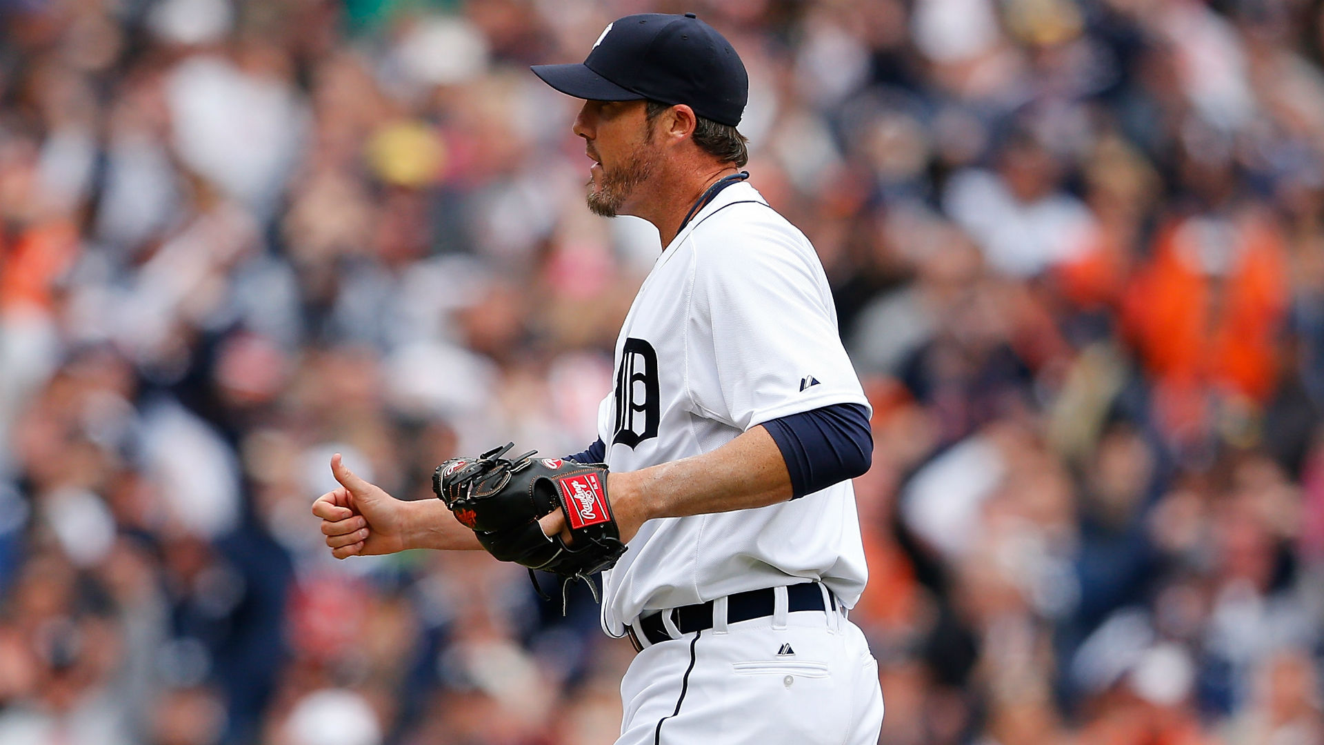 Tigers reliever Joe Nathan