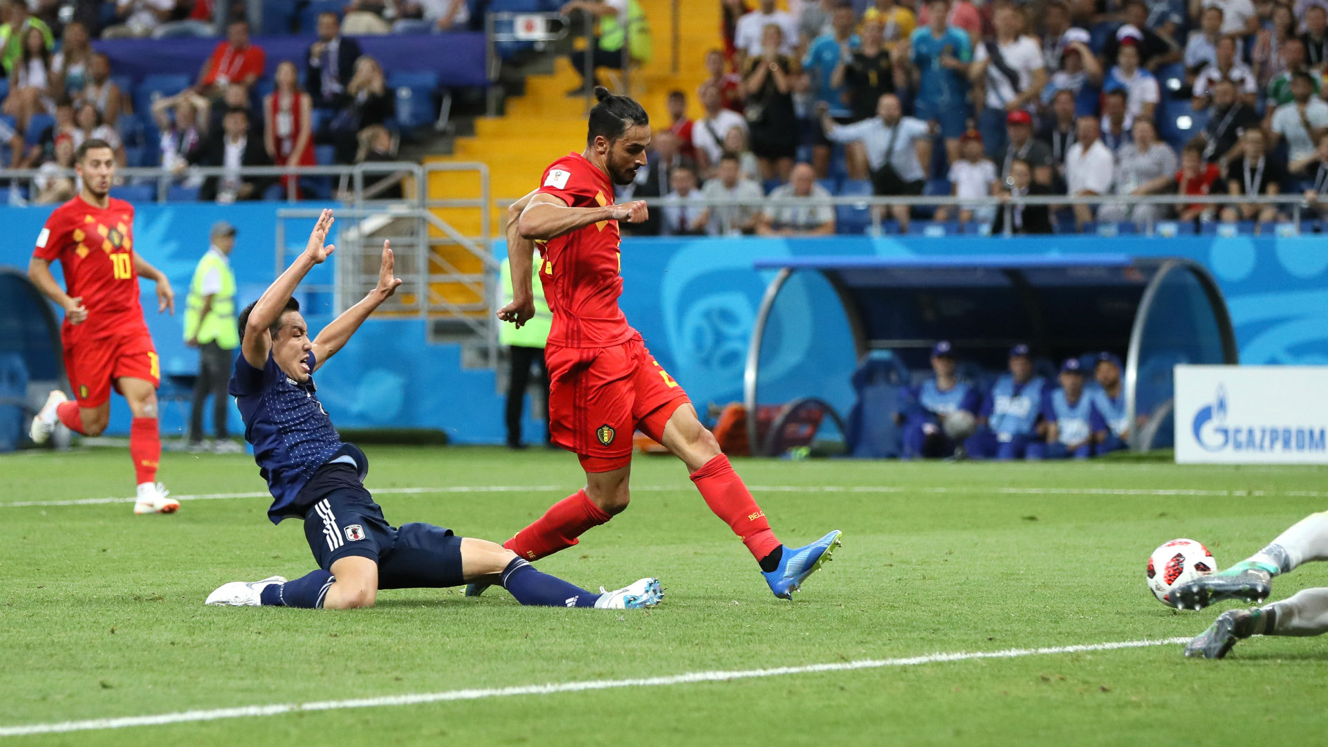 World Cup 2018: Belgium stuns Japan with late comeback