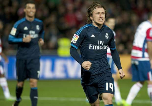 Ancelotti was the best coach I worked with at Madrid, says Modric
