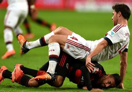 Leverkusen 0-0 Bayern: Champs held