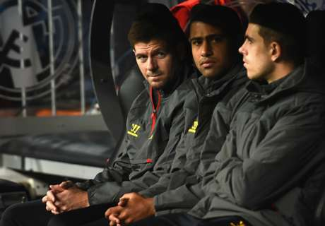 Gerrard: Madrid snub led to exit