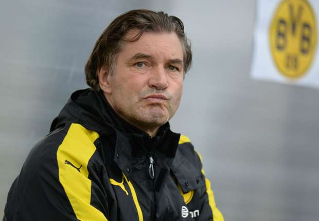 Zorc not expecting Dortmund title challenge