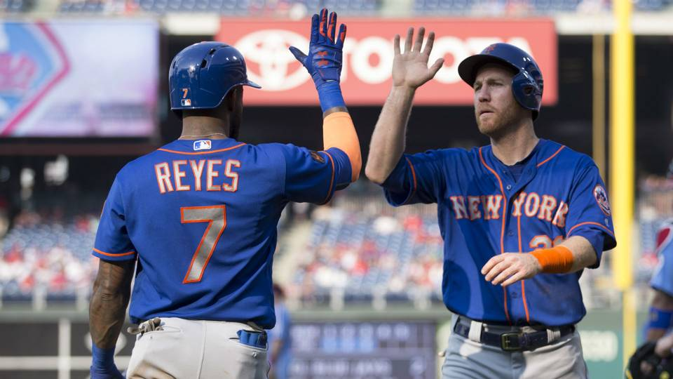 MLB wrap: Mets set franchise record in 20-run victory