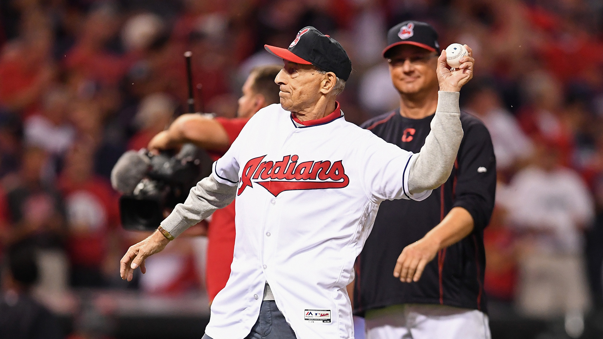 'Tito' Francona, MLB All-Star and father of Indians ...