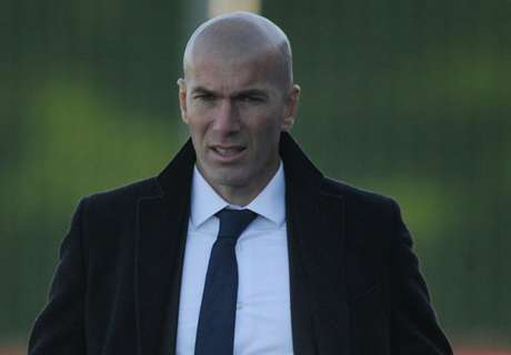 Zidane no comando do Real?