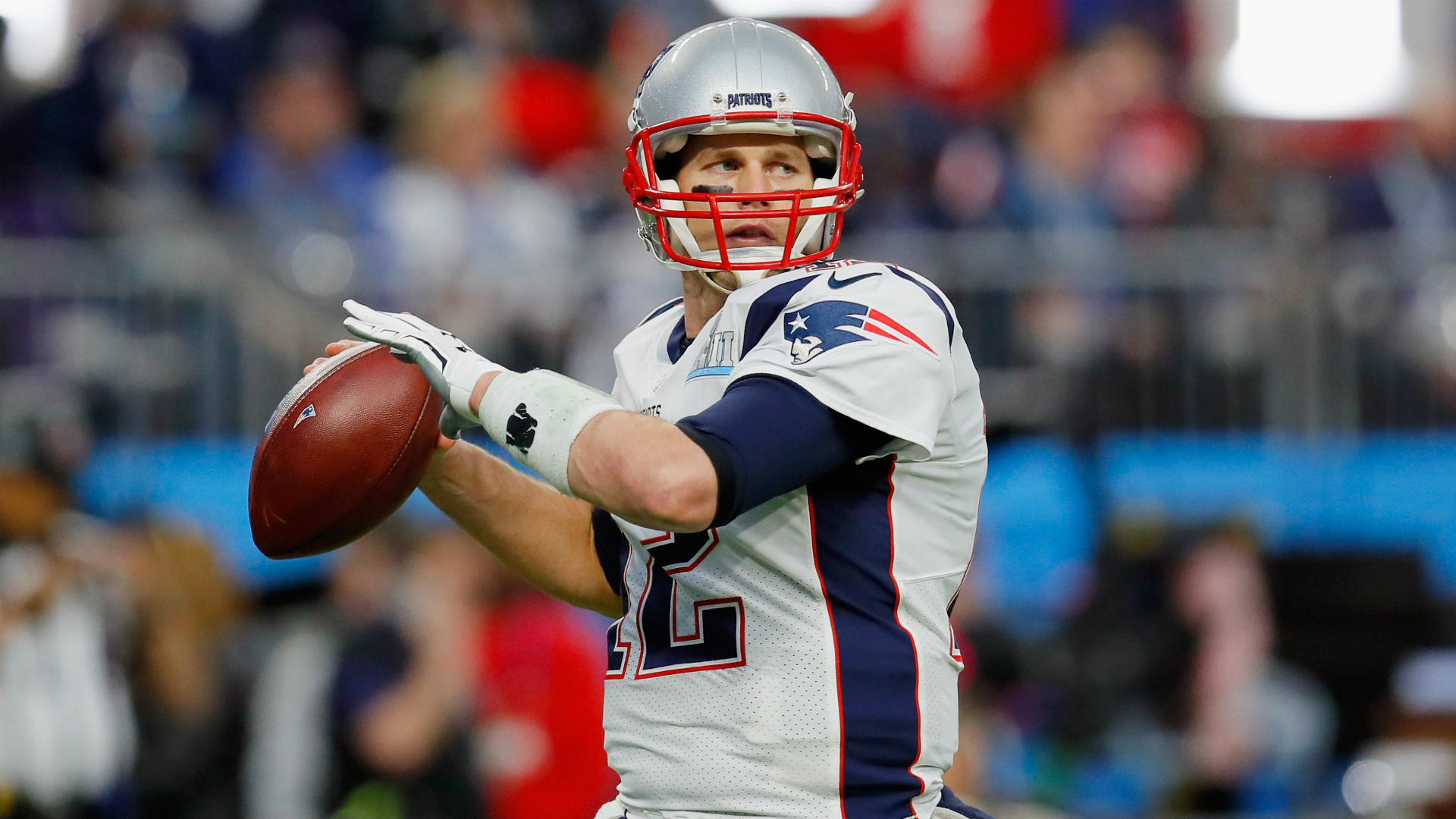 Tom Brady has been throwing at Gillette Stadium, report says