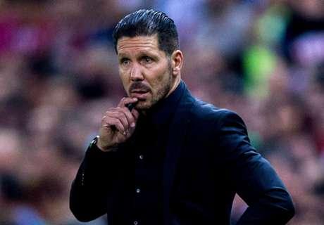 Simeone: Atletico Harusnya Bisa Menang!