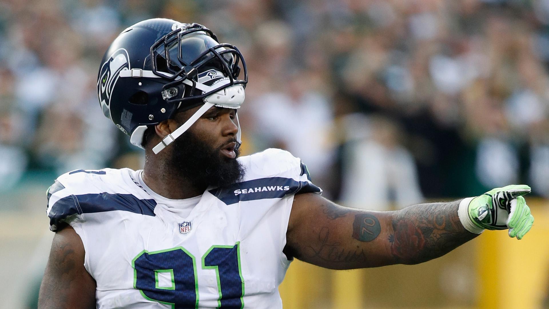 Seahawks Sheldon Richardson calls fine for his hit on Drew